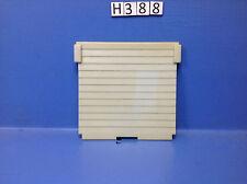 (H388) playmobil pièce mur côté maison shériff ref 3423