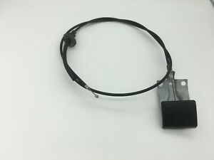 ⭐⭐ OEM INFINITI M35h M37 M56 Q70 Q70L HOOD RELEASE CABLE W/ OPENER HANDLE ⭐⭐