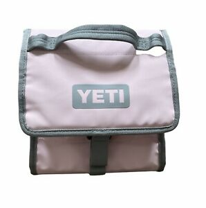 YETI Lunch Bag DayTrip Ice Pink Insulated Magnetic Closure Adjustable
