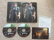 Mass Effect 3 NT Collector's Edition Steelbook Xbox 360 NTSC