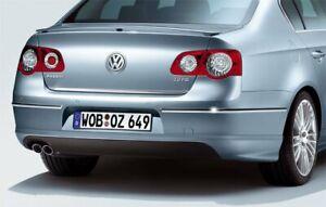 Original VW Votex Heckspoiler, Passat 3C B6, Limousine, Limo