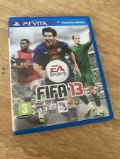FIFA 13 Console Sony PlayStation Vita PS football soccer game