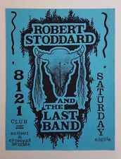 ROBERT STODDARD Original Concert Flyer 1987 The Dogs D'Amour LA Guns L.A.P.D.