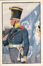 Prussia Infantry Fahnenträger Flag Deutsches Heer Germany Uniform IMAGE CARD 30s