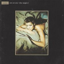 Sandra - Ten On One (The Singles) - CD, Produced by Michael Cretu, EU, 1987