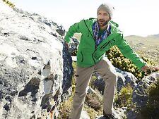CRIVIT hombre chaqueta impermeable con capucha Senderismo Exterior Ocio