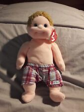 Vintage TY Beanie Kids - BOOMER (10 inch) Mint, Just removed from a sealed bag.