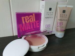 3 X Avon True Nutra Effects BB cream Skin Perfecting Radiance Medium/light