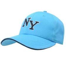 MENS SKY NO FEAR NEW YORK YANKEES BASEBALL CAP - BRAND NEW