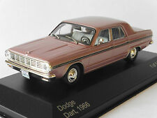 DODGE DART 1966 METALLIC LILA WHITEBOX WB033 1/43 LIMITED EDITION 1008 PIECES