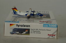 Herpa 510042 De Havilland DHC-8-314 Tyrolean Airways OE-LTI in  1:500 Scale