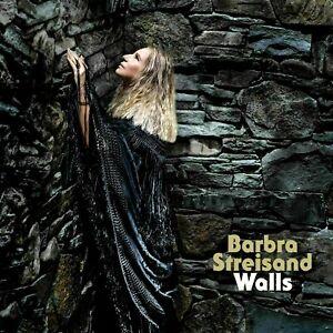 Barbra Streisand : Walls CD Immediate Dispatch - Barbara - Fast Post - New
