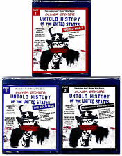 The Untold History of The United States (Blu-ray 2013 WS) Oliver Stone Parts 123