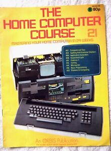 58917 Issue 21 The Home Computer Course Magazine 1983