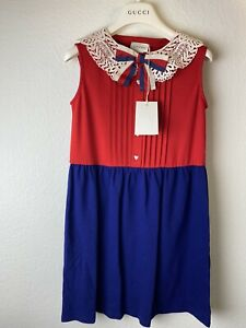 Gucci Kids colour block dress