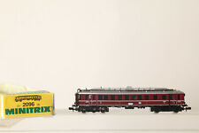 Minitrix N Gauge 2096 Diesel Rail Car VT 62 904 DB Red Boxed (172790)