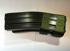 BATTLEAXE M4/16 Sound Control Electric Long Magazine for Marui Airsoft AEG