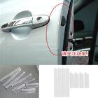 8X Car Accessories Door Edge Guard Strip Scratch Protector Anti-collision Trim