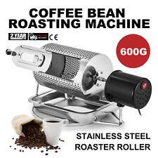 40W Edelstahl Kaffee Röster Maschine Werkzeug Elektrische Maschine Zu Hause