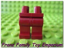 New LEGO Minifig Legs Dark Red Palpatine Hermione Spider-Man Mary Jane Body Part