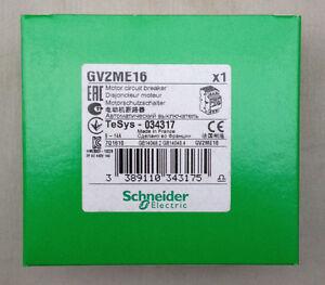 SCHNEIDER GV 690 V GV2ME16 MOTOR PROTECTION CIRCUIT BREAKER 3P