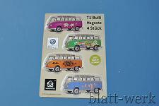 Magnet - Kühlschrankmagnet - VW Bus T1 Bulli - Werkhaus -
