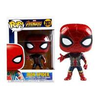 2018 New Funko Pop! Marvel: Avengers Infinity War Action Groot IRON MAN THOR Toy
