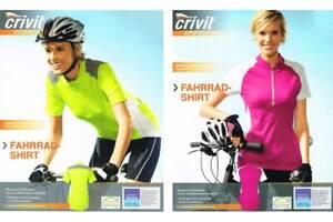 Damen Fahrrad Shirt Funktikons T-Shirt Trikot Fahrradbekleidung TOPCOOL® S M L