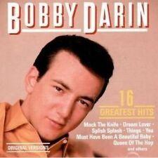 Bobby Darin 16 greatest hits [CD]