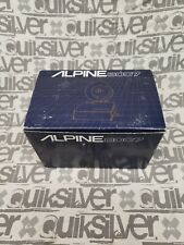Alpine 8007 head unit alarm interface