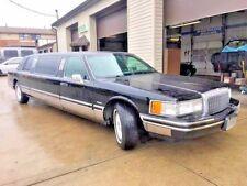 1994 Lincoln Town Car Executive Sedan