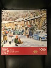 HOME FOR CHRISTMAS 1000 Piece Jigsaw Puzzle