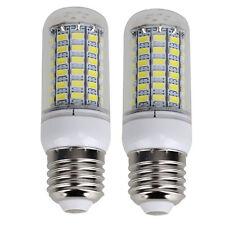2 Stk Energiesparlampe E27 220V 69 SMD 5730 1500LM 6000-6500K LED Mais Lich Q4J6