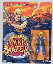 Hasbro The Pirates of Dark Water REN MOC nice