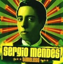Timeless by Sergio Mendes (CD, 2006, Concord Records)