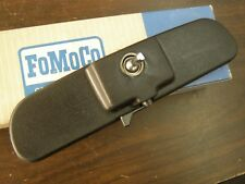 NOS OEM Ford 1967 Galaxie Fairlane Mustang Stud Mount Rear View Mirror Blk 1968
