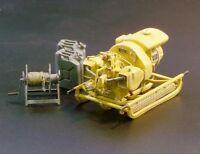 Plus Model 421 - 1:35 Resin Bausatz German power generator WWII