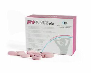 Procurves Plus Female Breast Enlargement Enhancement Pills Increase Breast Size