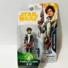 Star Wars Solo Movie VAL (MIMBAN) Force Link 2.0 3.75in Action Figure In Stock