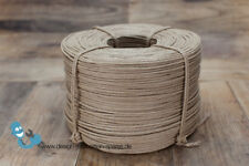 Danish Cord No. 1 | E.g. for Seat Weaving of Wegner Y-Chairs | natural + blac...
