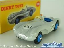 ASTON MARTIN DB3S MODEL CAR 1:43 SCALE 110 DINKY ATLAS DEAGOSTINI GREY DB3 K8