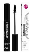 Bell HYPOAllergenic Waterproof Black Mascara Long Lasting Protect Lashes
