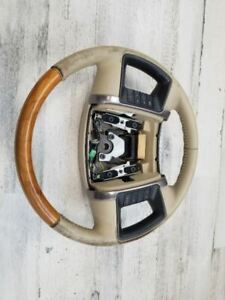 2010-2012 FORD FUSION STEERING WHEEL WITH AUDIO / CRUISE CONTROL 126K OEM 126712