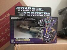 Transformers G1 Reissue Astrotrain Walmart Exclusive