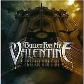 Bullet for My Valentine - Scream Aim Fire (2008)  CD  NEW/SEALED  SPEEDYPOST