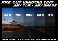 UNIVERSAL Pre Cut Window Tint All Sides /& Rears Any Shade VLT ALL CAR PRECUT