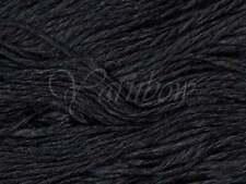 Elsebeth Lavold ::LinSilk #01:: linen viscose silk yarn 40% OFF! Charcoal