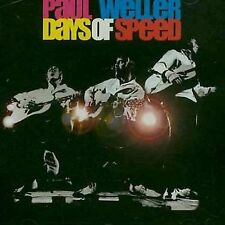Days of Speed by Paul Weller (CD, Oct-2001, Independient Records (Canada))