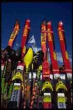 441037 High tech Ski Racing Equipment A4 Photo Print
