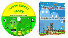 SECRET MARYO CHRONICLES - SUPER MARIO STYLE GAME PC CD